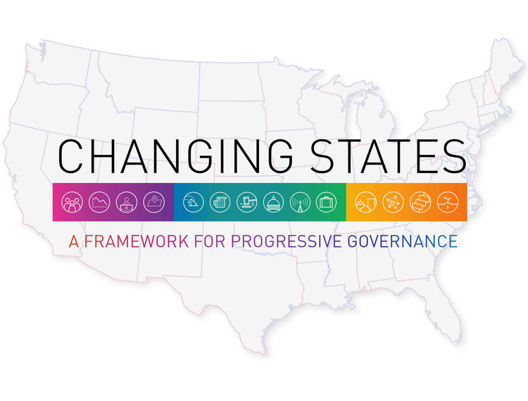 Changing states publication cover