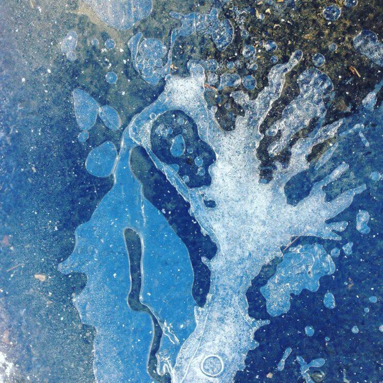 Photo of ice