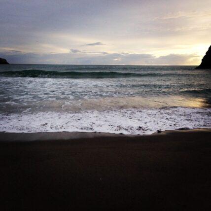Photo of shoreline